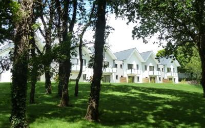Les Sables résidence de 20 appartements.
