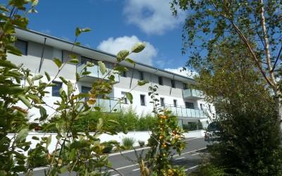 CAP SUD résidence de 18 appartements à Concarneau.